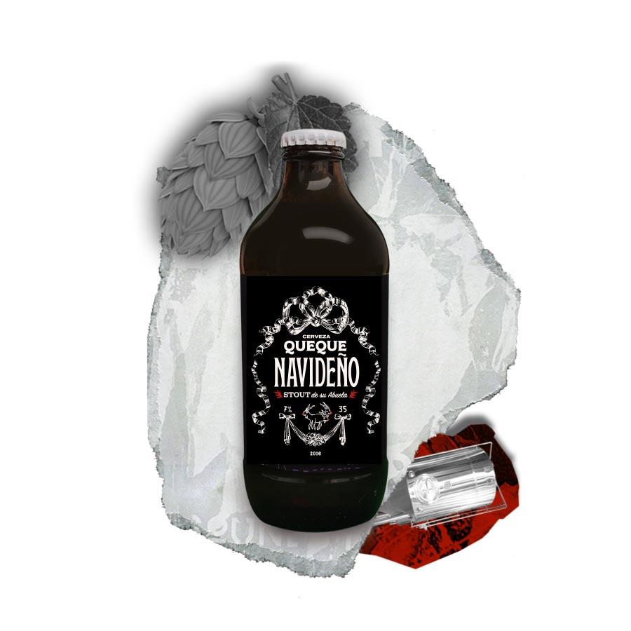 cerveza-artesanal-queque-navideno-treintaycinco-costa-rica